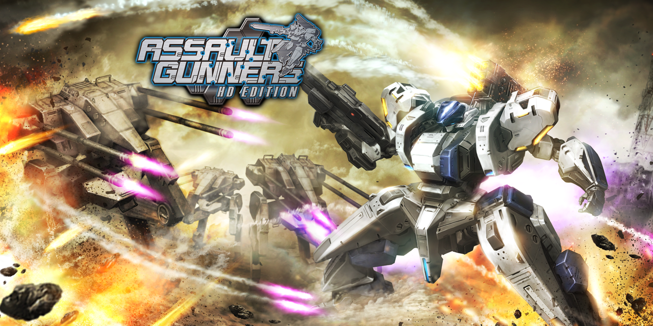 ASSAULT GUNNERS HD